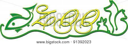 Logo - Zoo In The Vector