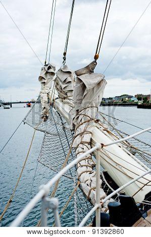 Tall Ship Takelage