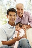picture of granddaughter  - Asian father - JPG