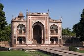 stock photo of india gate  - Gate to Itmad - JPG