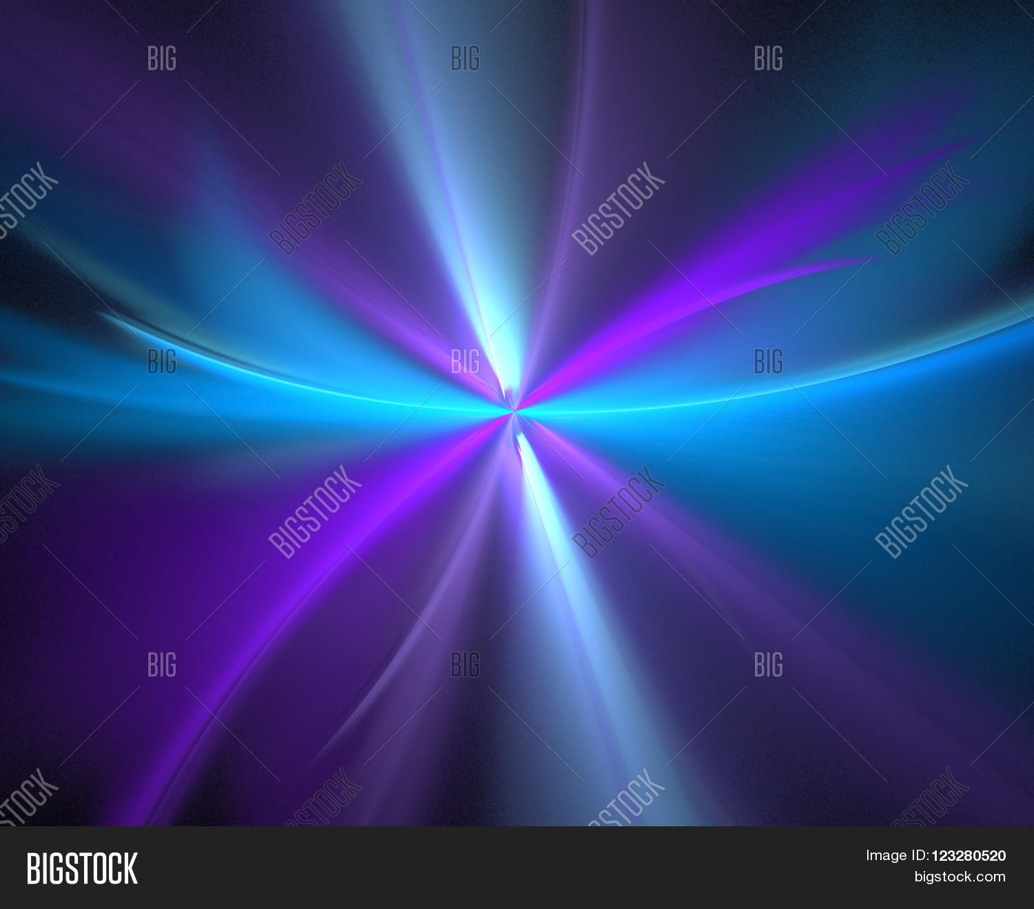 Abstract Black Background Purple, Image & Photo