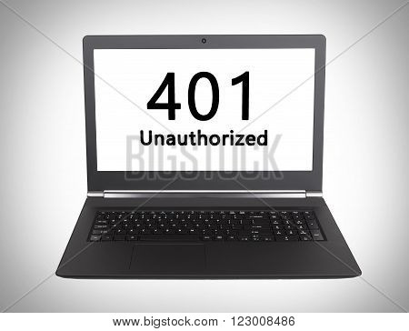 Http Status Code - 401, Unauthorized