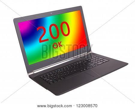Http Status Code - 200, Ok