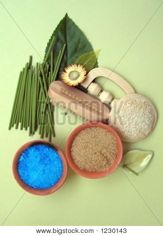 Natural Bath Elements