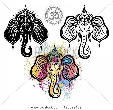 Hindu God Lord Ganesha