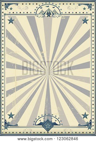 Circus circus vintage poster. A circus vintage poster for your advertising.