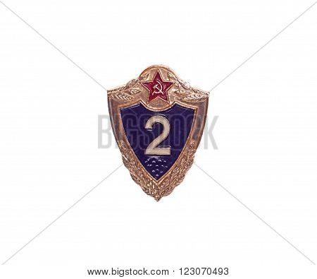 Lapel badge