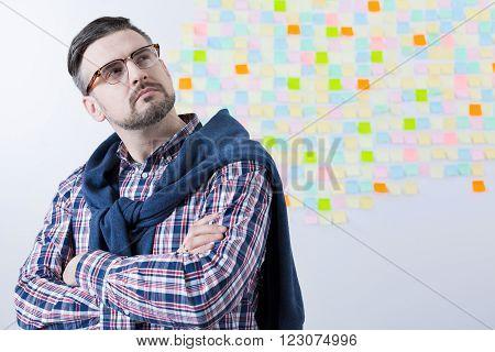 Creative Business Company Leader