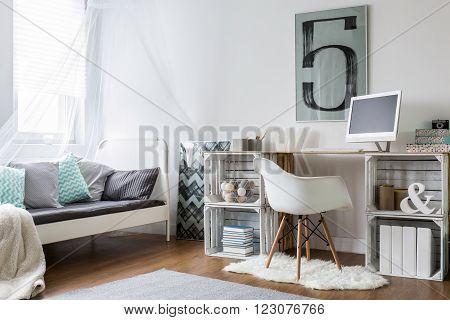 Cozy Room In New Modern Stylish Loft