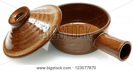 Microwavable Clay Pot with Lid