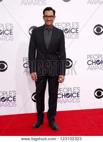 Lawrence Zarian at the 41st Annual People's Choice Awards held at the Nokia L.A. Live Theatre in Los Angeles on January 7, 2015.