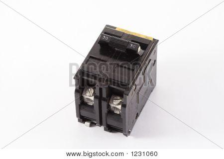 Double Pole Circuit Breaker