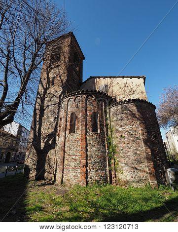 San Pietro Church In Settimo Torinese