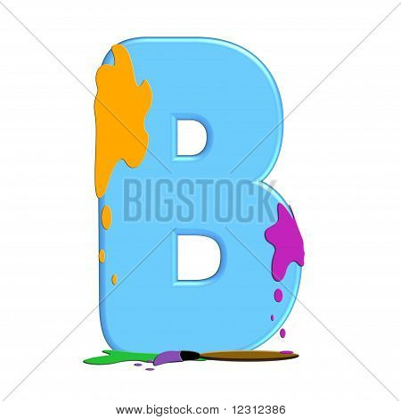 Alpha Paint Blob B