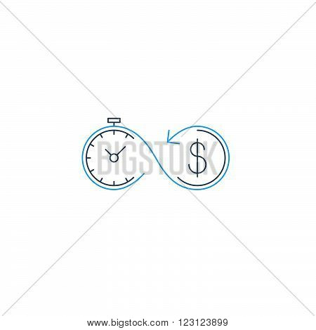 Time_money_concept_9.eps