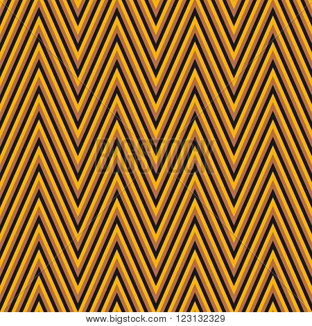 Retro abstract chevron pattern vector background design