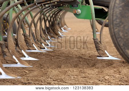 Agricultural Machinery, Metal Plow