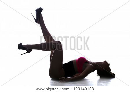 Dancer In The Parterre