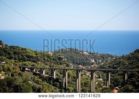 Modern Tall Highway