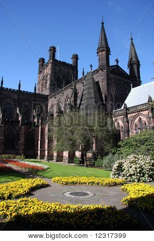 Chester Cathedral Cheshire