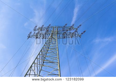 Huge Electrical Tower