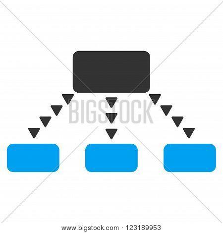 Dotted Scheme vector icon. Dotted Scheme icon symbol.