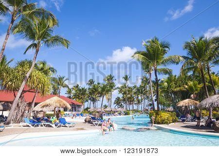 Ordinary Tourists In Punta Cana Bavaro Princess