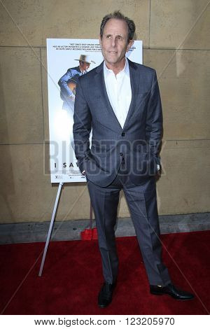 LOS ANGELES - MAR 22: Marc Abraham at the Premiere of 'I Saw The Light' at the Egyptian Theatre on March 22, 2016 in Los Angeles, California
