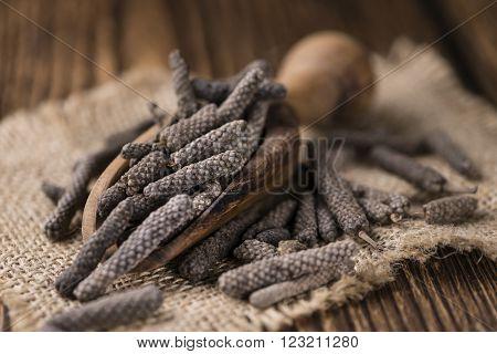 Dried Long Pepper
