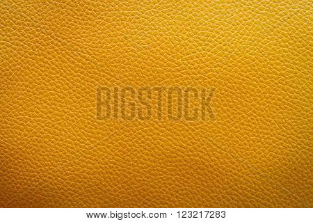 Yellow leather texture background, hi resolution texture