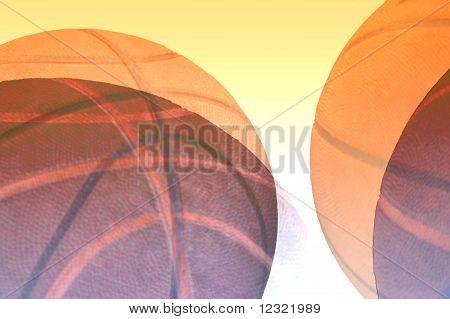 Basketball Abstract