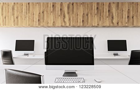 Computers In Office