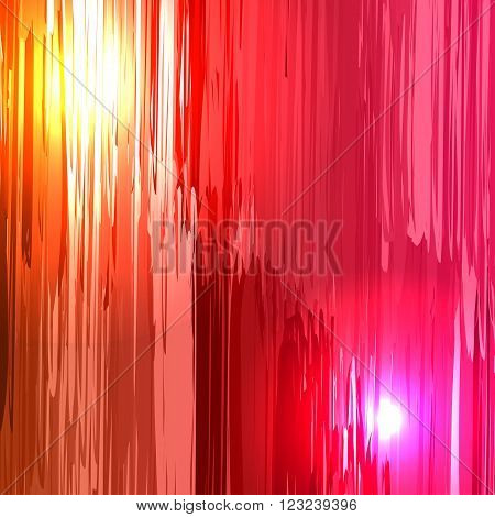 Abstract the light multicolored dinamic striped background.