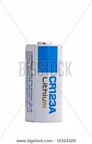 Cr123A Baterry