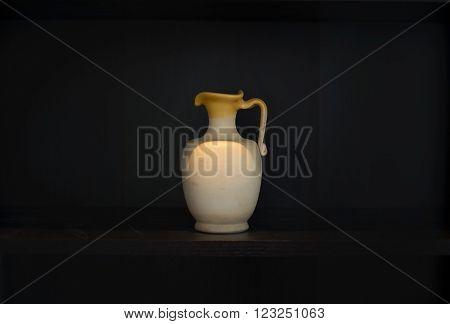 Terracotta Caraffe Earthenware
