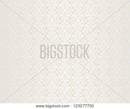Bright wedding beige vintage background  decorative pattern