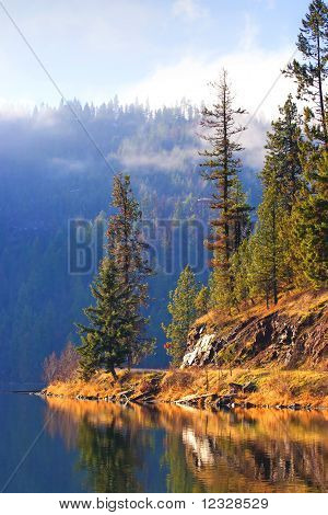 Fernan Lake, Idaho
