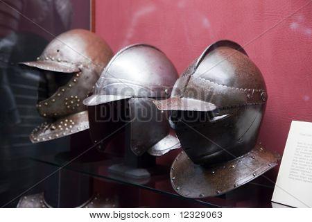 Knight's Helmets