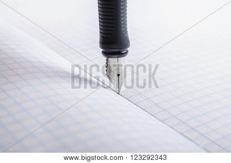 Fountain-ink Pen
