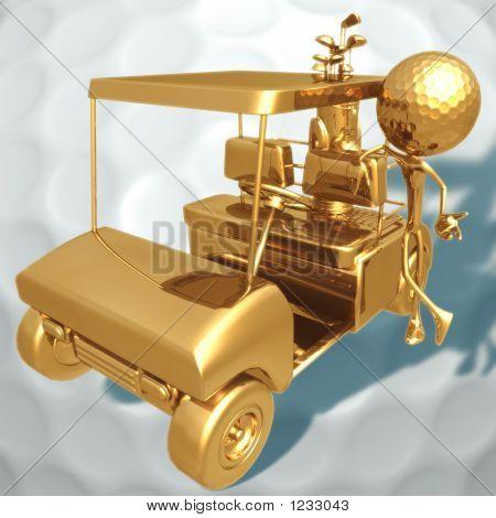 3D Golfing Concept