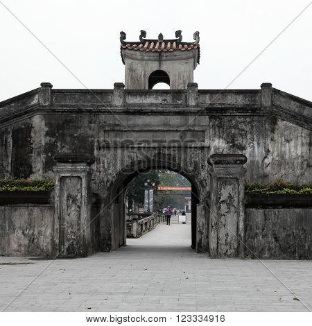 Quang Tri Old Citadel, Vietnam
