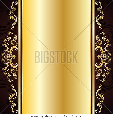 Red Decorative Background