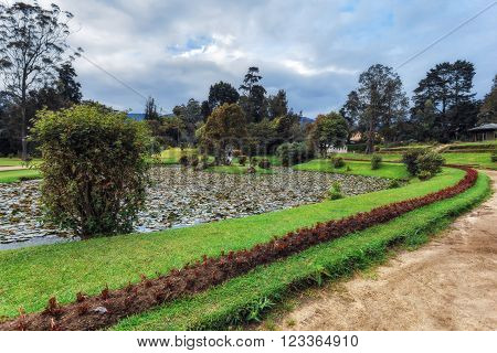 Victoria Park is located in the heart of the alpine resort of Nuwara Eliya - the