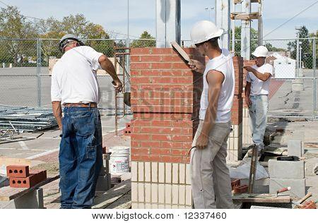 Detailing the Brickwork