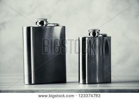 Steel Flasks