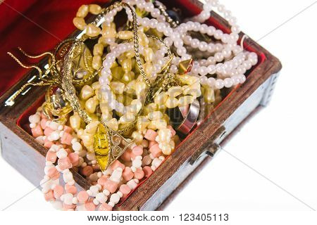 Small Box With Valuables