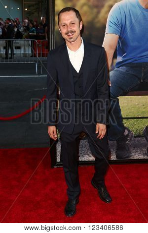 NEW YORK-JUN 24: Giovanni Ribisi attends the 'Ted 2' world premiere at the Ziegfeld Theatre on June 24, 2015 in New York City.