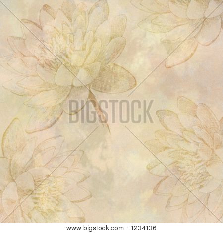Background Lilies