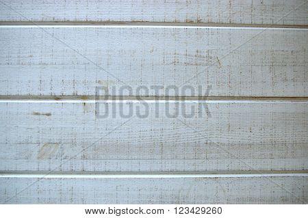 White washed wood background texture close up