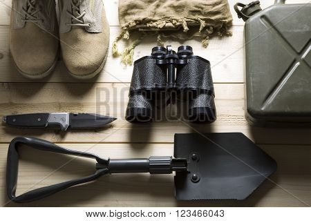 equipment to get by in any adventure